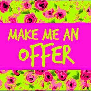 MAKE ME AN OFFER!👛
